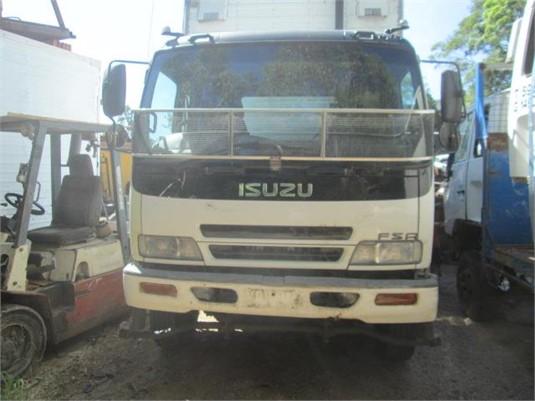2001 Isuzu FSR - Wrecking for Sale