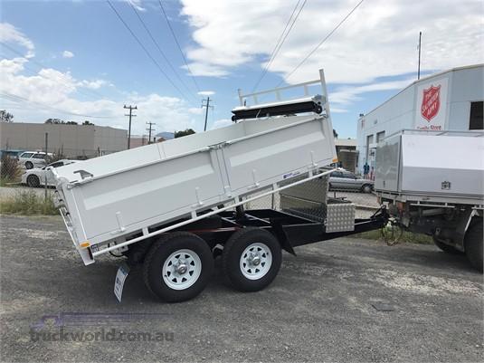 2018 EGR Tandem Tipper Trailer - Truckworld.com.au - Trailers for Sale