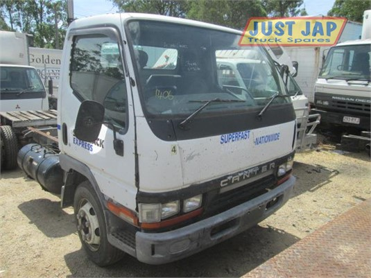 1999 Mitsubishi Fuso FE639 Just Jap Truck Spares - Wrecking for Sale