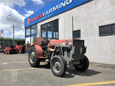 MASSEY-FERGUSON 40 HP To 99 HP Tractors For Sale - 1488