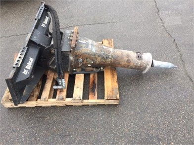 Bobcat Hammer/Breaker - Hydraulic For Sale - 133 Listings