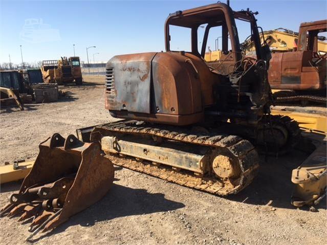 Machinerytrader Com 2015 Cat 308e2 Cr Dismantled Machines