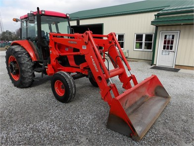 KUBOTA M105 Auction Results - 87 Listings | TractorHouse com