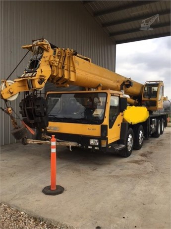 XCMG Truck Cranes For Sale - 13 Listings | CraneTrader com