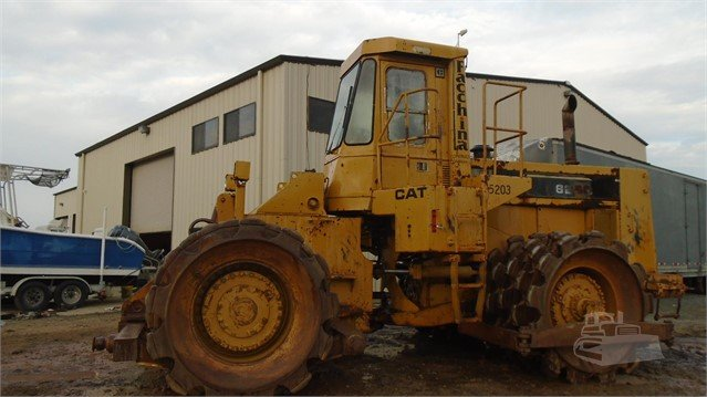CAT 825C For Sale In Williamsburg, Virginia