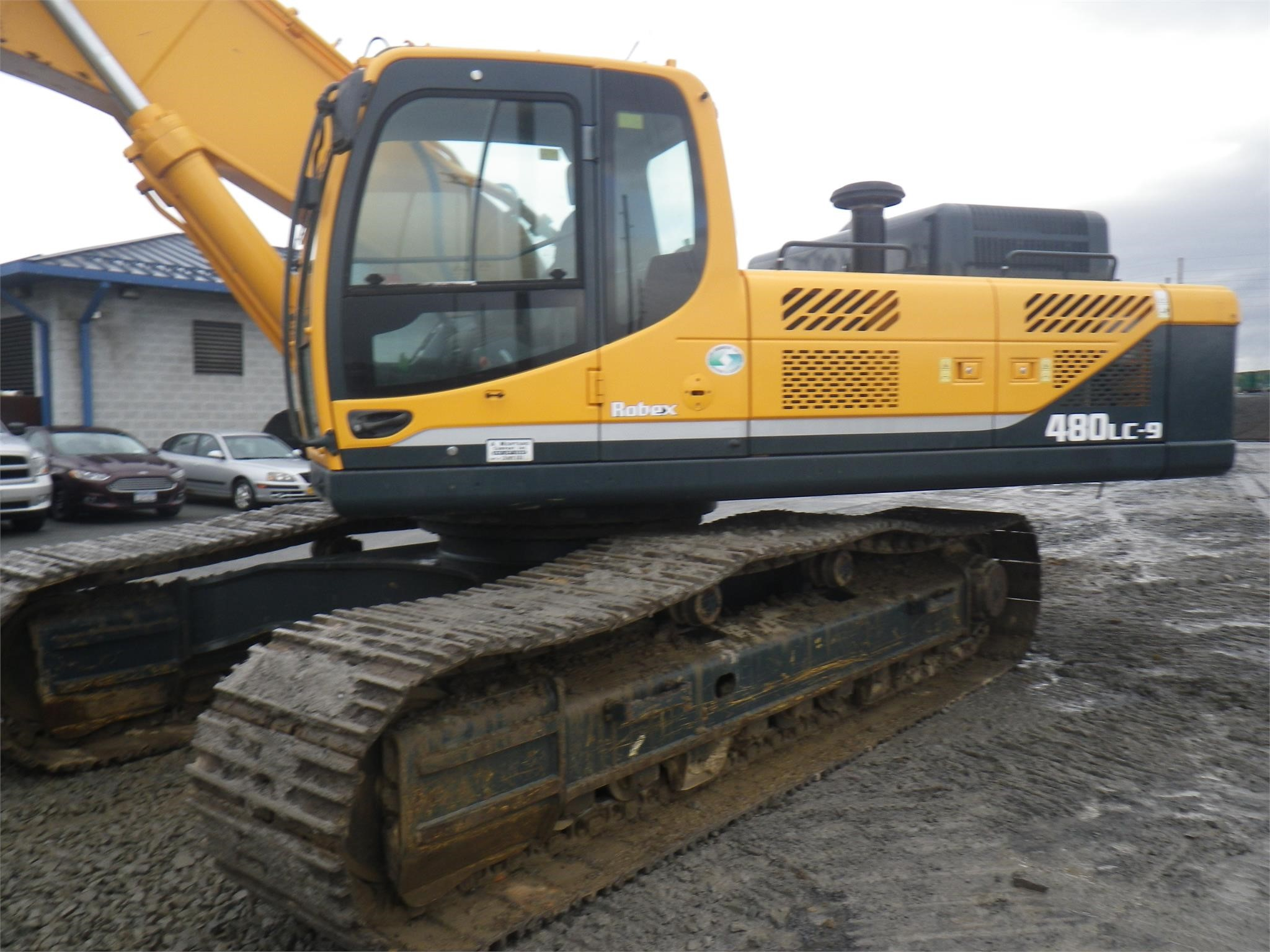 All Hyundai Excavators for Sale :: Construction Equipment Guide