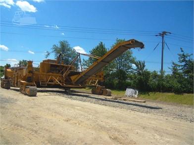 Asphalt / Pavers / Concrete Equipment For Sale By PARK EAST SALES