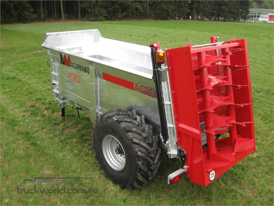 2017 Agrimat T100 - Farm Machinery for Sale