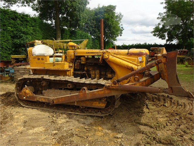 1951 CAT D6 For Sale In Bourne, LINCS United Kingdom