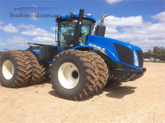 2013 New Holland T9.670 Farm Machinery for Sale