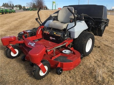 EXMARK Zero Turn Lawn Mowers Auction Results - 539 Listings