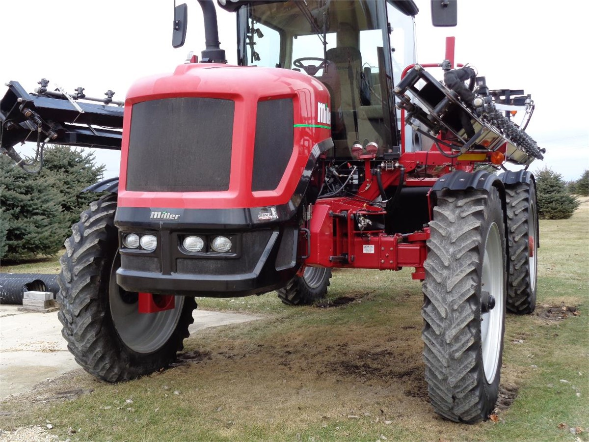 Used Miller Condor G75 Sprayer - 2010 - For Sale - Berry ...