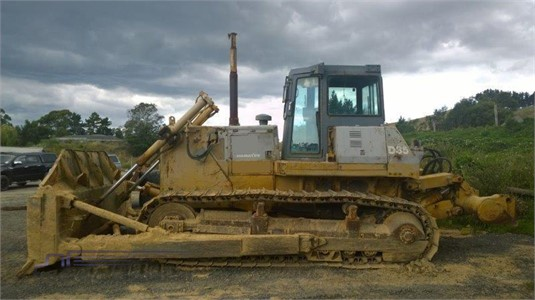 0 Komatsu D85P-21 - Heavy Machinery for Sale