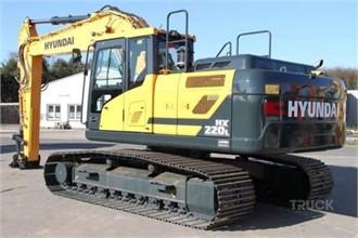 HYUNDAI HX220L