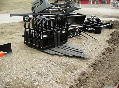 KUBOTA Fork, Pallet For Sale - 9 Listings | MachineryTrader