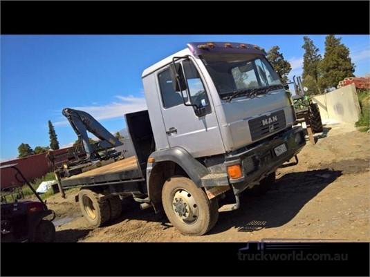 2004 MAN LE14.220 - Trucks for Sale