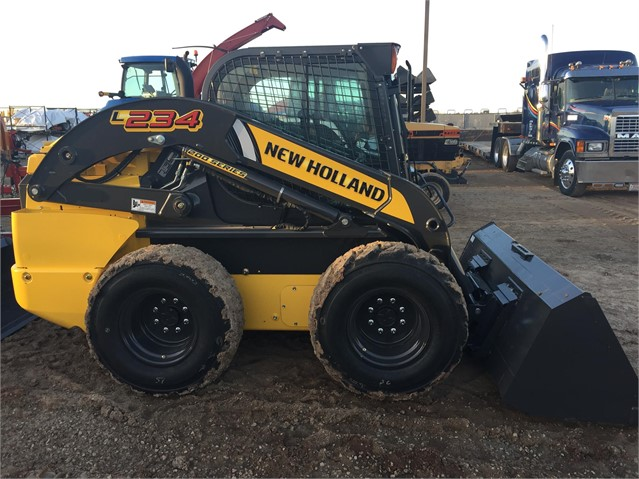 2017 NEW HOLLAND L234 For Sale In Appleton, Wisconsin