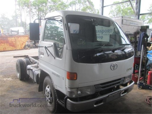 1999 Toyota Dyna - Wrecking for Sale