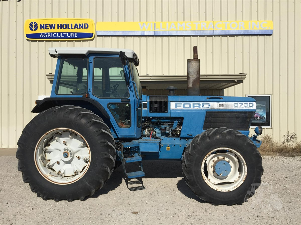 1990 FORD 8730 For Sale In Berryville, Arkansas | www