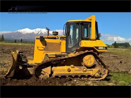 0 Caterpillar D6M XL Heavy Machinery for Sale