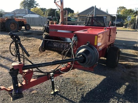 0 Case Ih SBX540 - Farm Machinery for Sale