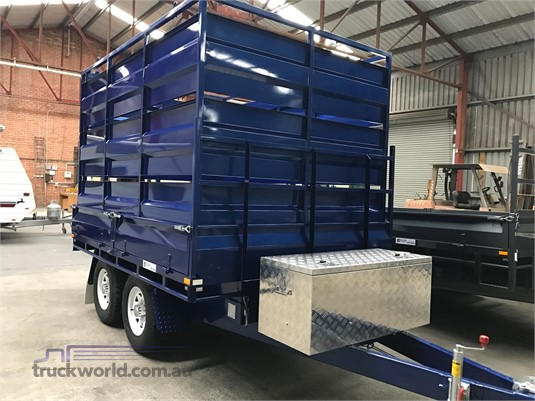 2018 EGR Stock Crate Tipper Trailers for Sale