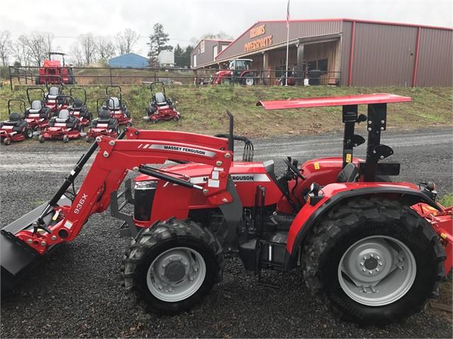 2018 MASSEY-FERGUSON 4707 For Sale In Cabot, Arkansas   www