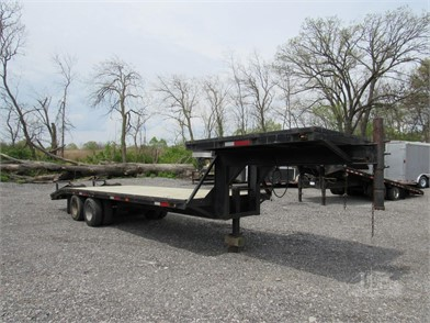SUPERIOR Flatbed Trailers Auction Results - 48 Listings