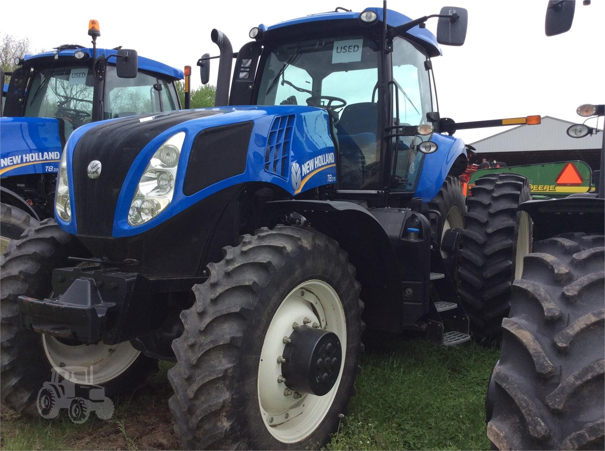 2012 NEW HOLLAND T8.275 For Sale In Albion, Illinois
