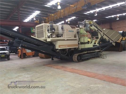 2008 Metso LT7150 Heavy Machinery for Sale