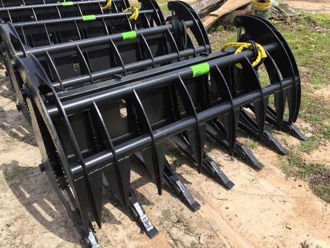 MIDSTATE #2 EXTREME ROOT RAKE For Sale in Forest, Mississippi