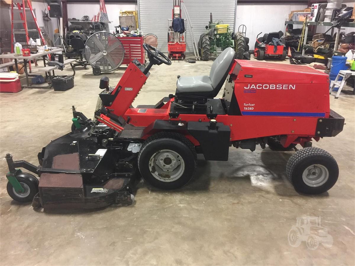 TractorHouse li | 2001 JACOBSEN TURFCAT T628D Online Auction