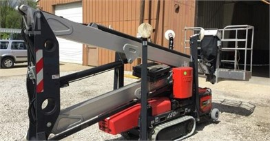 TEUPEN Boom Lifts Lifts For Sale - 25 Listings   MarketBook ca