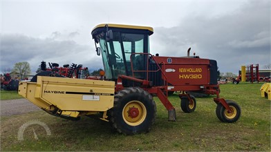 NEW HOLLAND HW320 Online Auction Results - 4 Listings