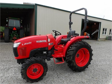 KUBOTA L2501 Auction Results - 140 Listings | TractorHouse