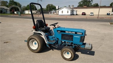 NEW HOLLAND Less Than 40 HP Tractors Auction Results - 118