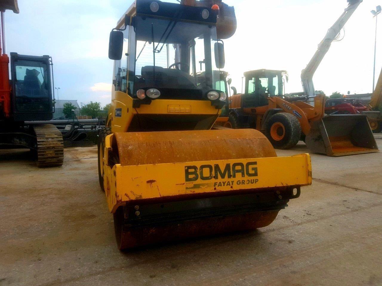 Bomag BW177 Usato 2007