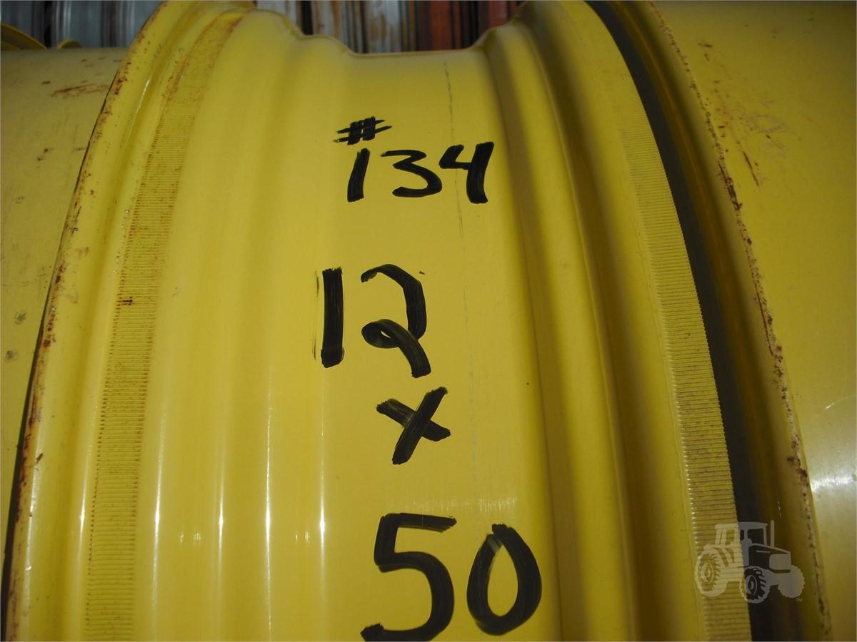 TITAN 12x50 Wheel (Rim) For Sale In Milbank, South Dakota