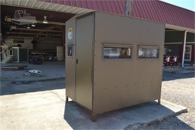 UNUSED 5X7 DEER BLIND-ALL STEEL CONSTRUCTION Other Auction Results