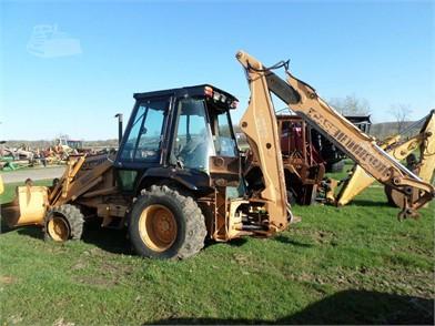 CASE 580K Dismantled Machines - 127 Listings