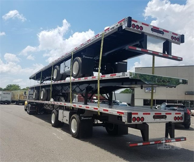 2020 TRANSCRAFT 53' EAGLE II COMBO FIXED FL/CAL LEGAL For Sale In  Birmingham, Alabama