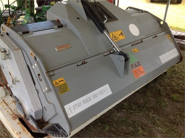 2012 FAE SSL/DT SPEED 200 Mulcher For Sale In Thomasville, Georgia