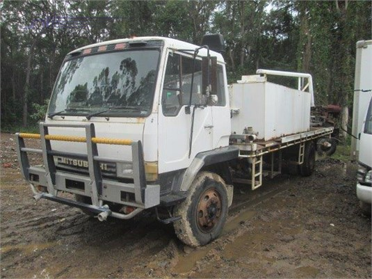 1987 Mitsubishi Fuso FM515 - Wrecking for Sale