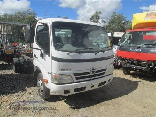 2008 Hino Dutro - Wrecking for Sale