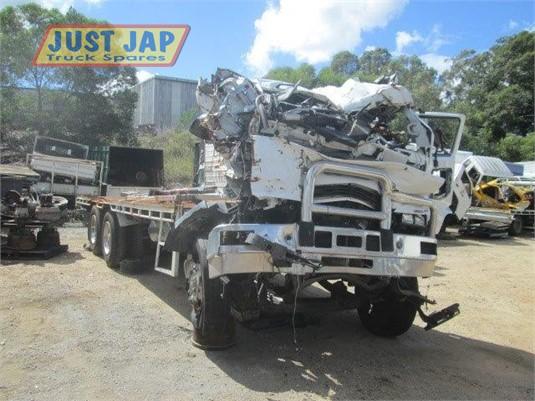 2010 Mitsubishi Fuso FV54J Just Jap Truck Spares - Trucks for Sale