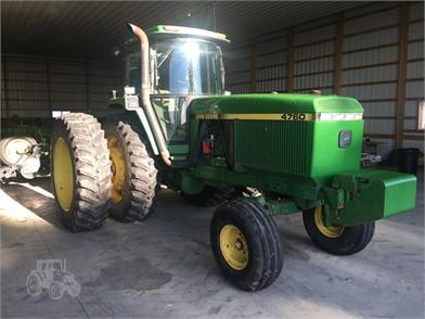 JOHN DEERE 4760 For Sale - 25 Listings | TractorHouse com