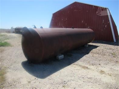 Unknown Storage Bins - Liquid/Dry Auction Results - 2