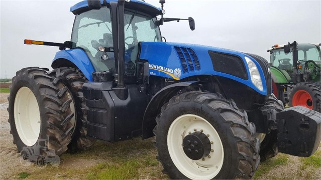 2012 NEW HOLLAND T8 330 For Sale In Brillion, Wisconsin   www
