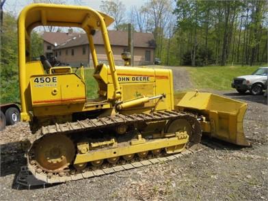 DEERE 450E LT For Sale - 2 Listings | MachineryTrader com