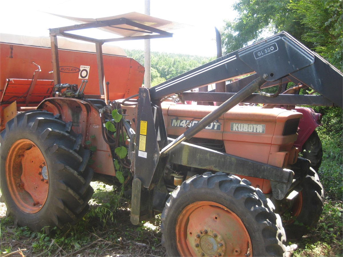 KUBOTA M4500DT For Sale In Glenwood, Arkansas | TractorHouse com au